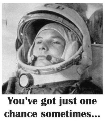 Gagarin youve got