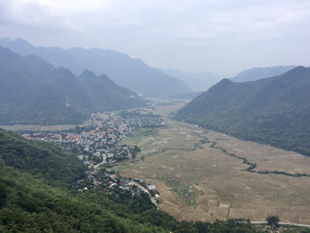 Viewpoint at Mai Chau