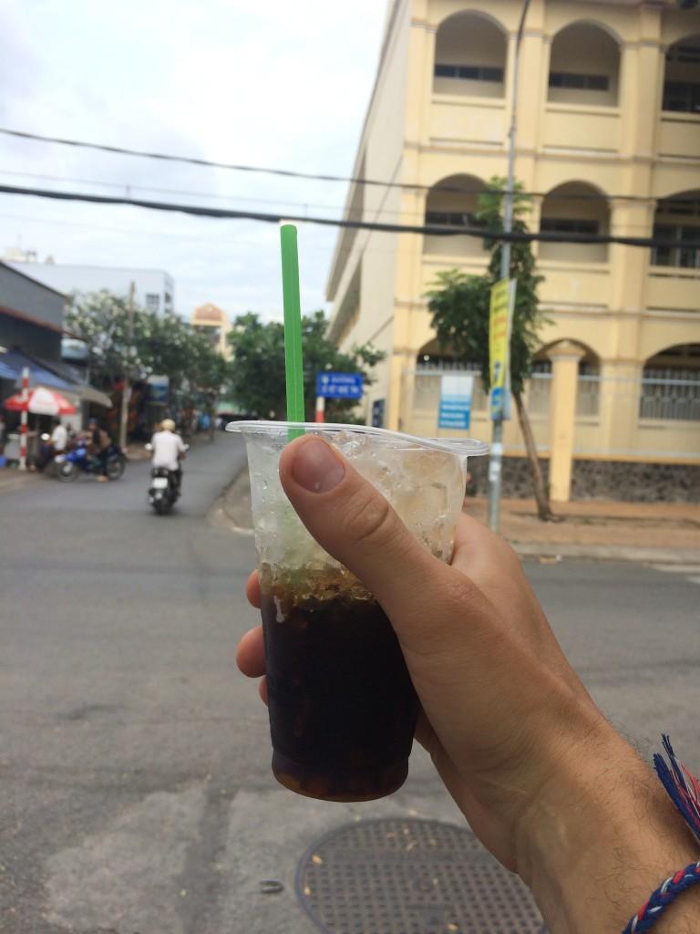 Долгожданный кофе па пяць!