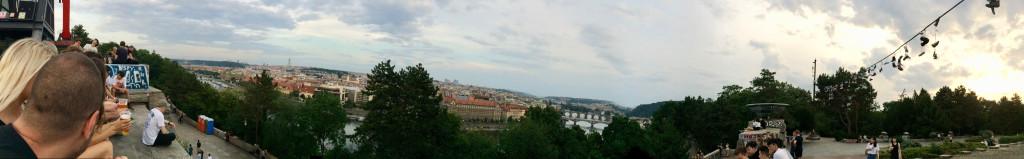 Прага / Маятник панорама