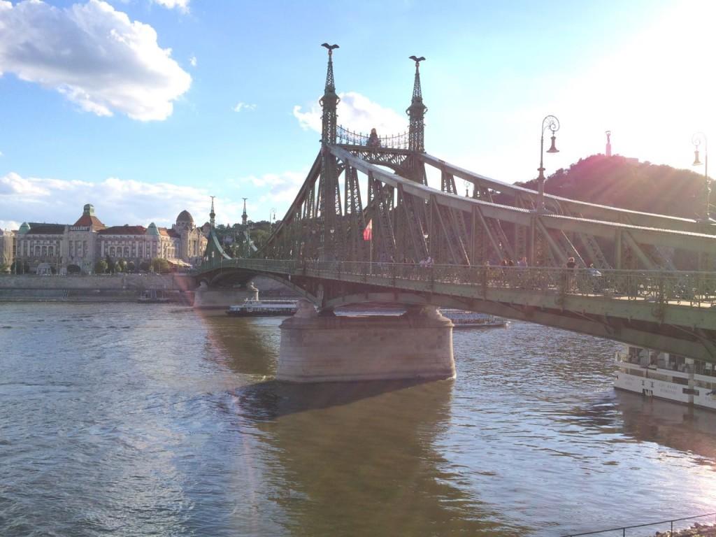 Железный мост / Будапешт