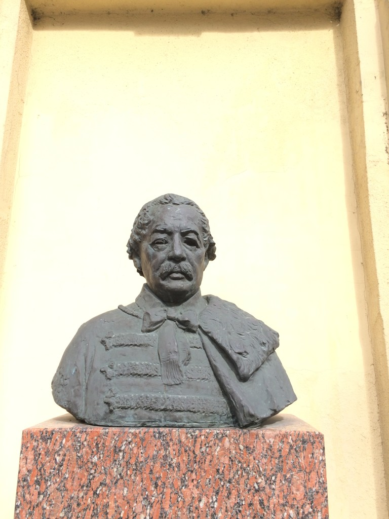 Якубович в Будапеште