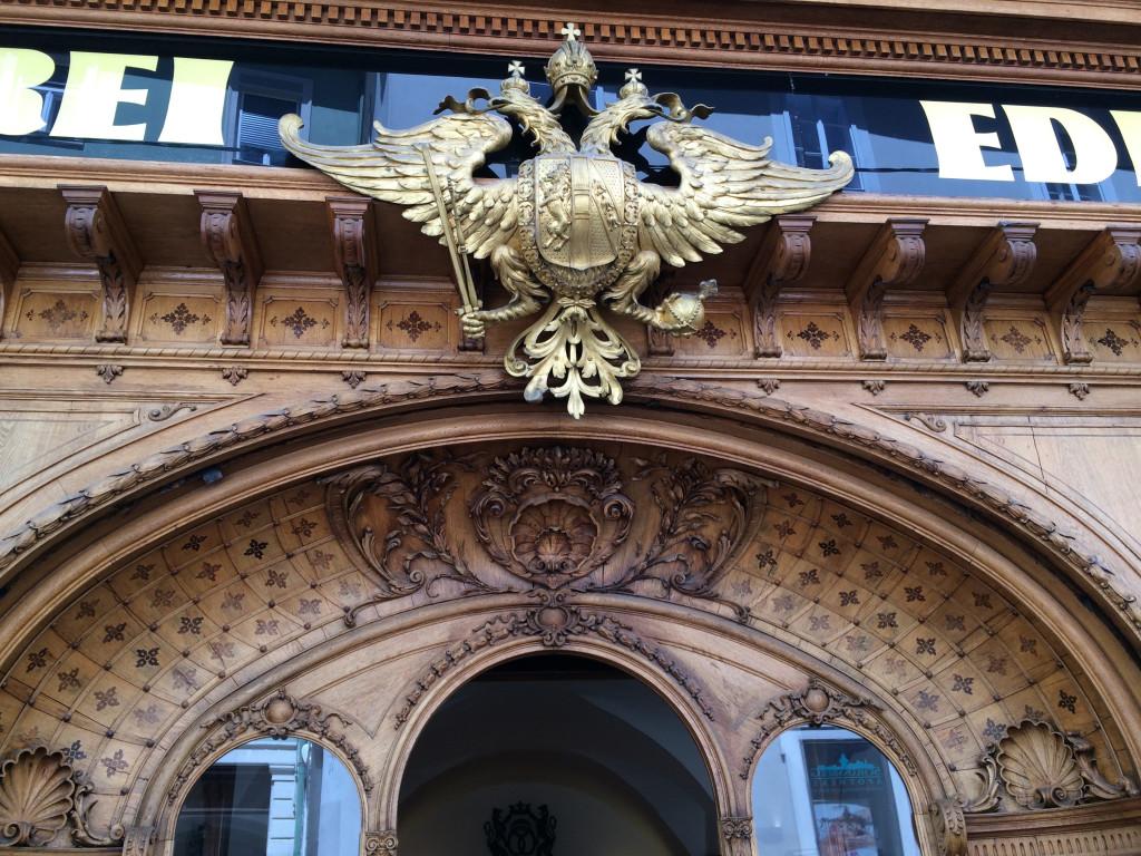 Символ Византийской империи, не России