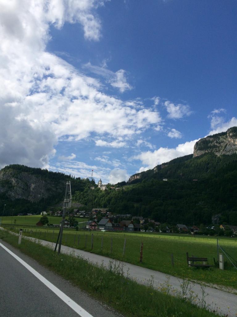 Road to the Hallstatt