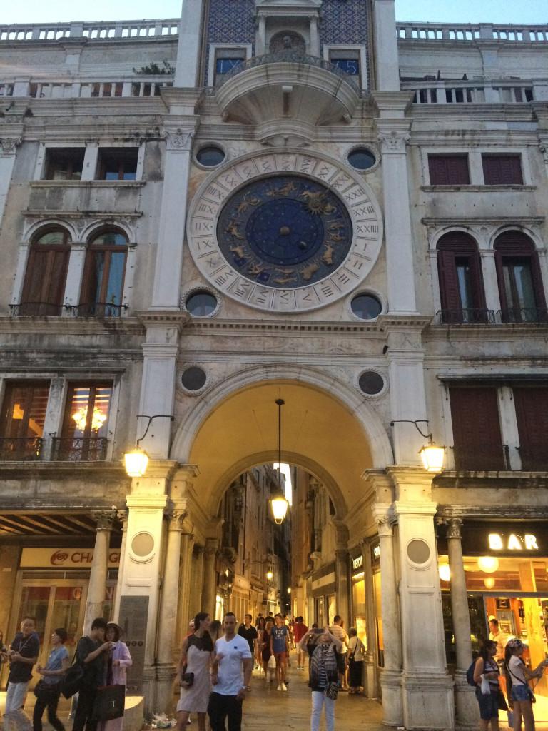Главная площадь Венеции