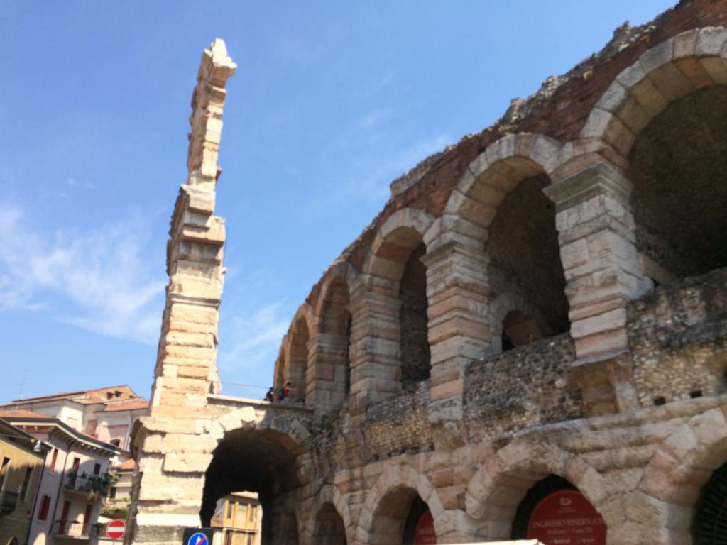 Колизей - Верона Италия | Coloseum Verona Italy