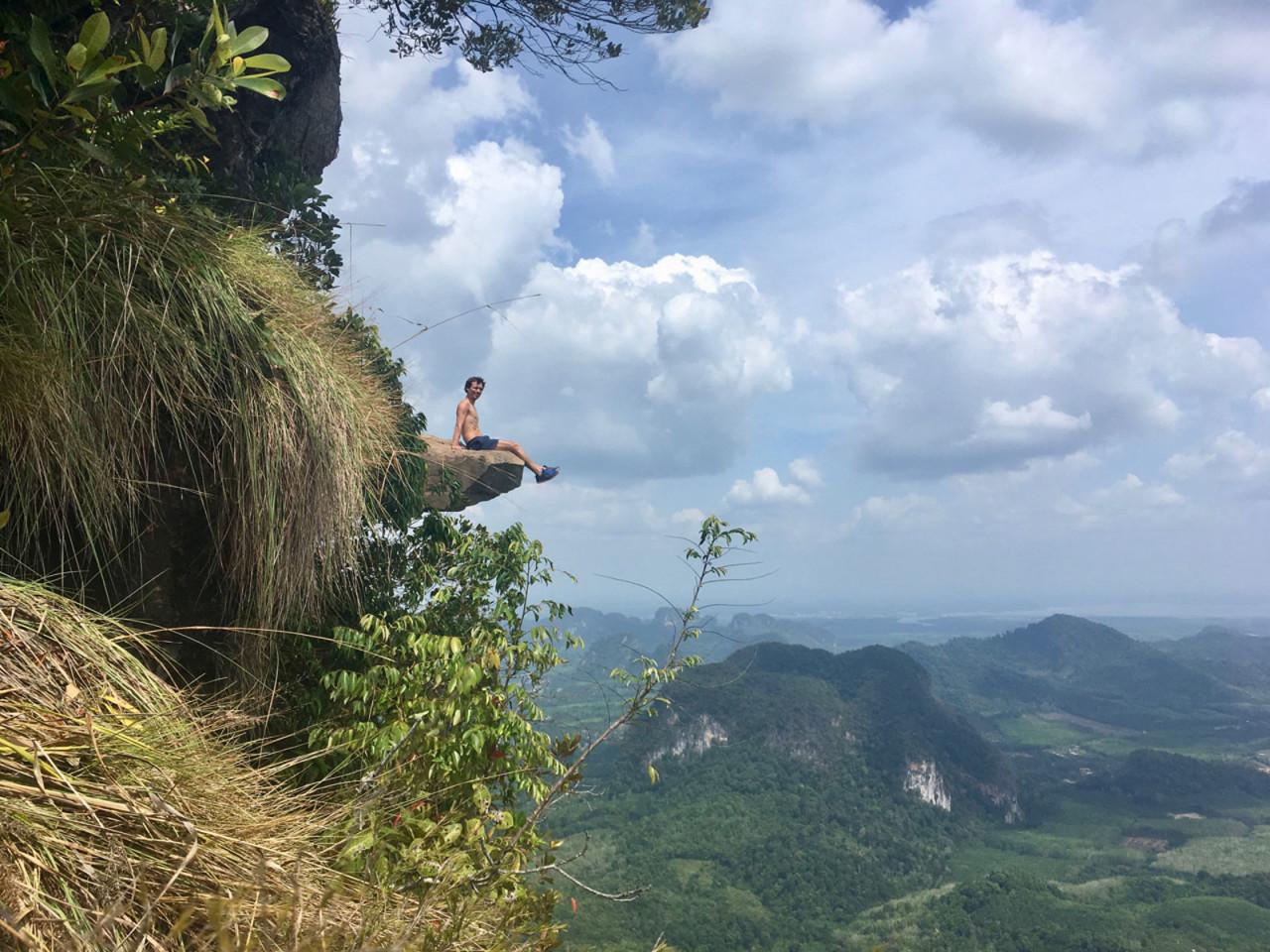 Язык Тролля в Тайланде